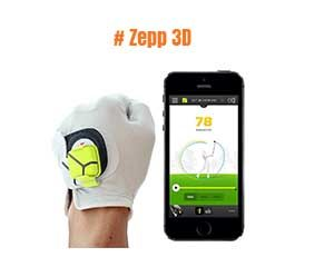 Zepp 3D analyseur de swing
