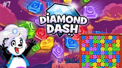 diamond dash Facebook