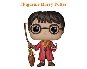 cadeau figurine harry potter
