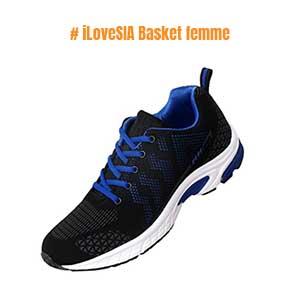 iLoveSIA basket pour marche femme