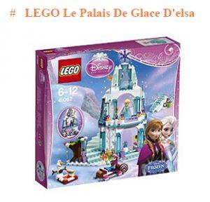 Lego le palais de glace elsa