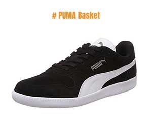 puma basket marche