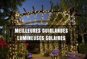 meilleures guirlandes lumineuses