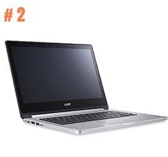 Acer R13 Chromebook pc senior