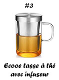 Ecooe tasse à thé avec infuseur 3