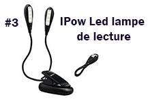 IPow Led lampe de lecture