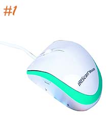 souris scanner Iris Mouse Executive 2