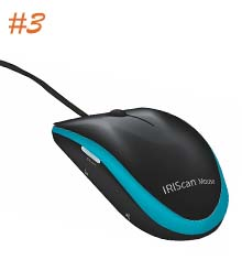Iris Scan Mouse souris scanner
