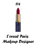L'oreal Paris Makeup Designer color riche édition cannes