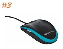 souris scanner Iris Scan Mouse