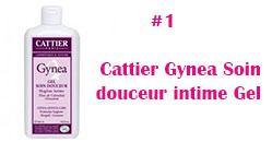Cattier Gynea Soin douceur intime Gel