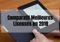 Comparatif Meilleures Liseuses en 2018