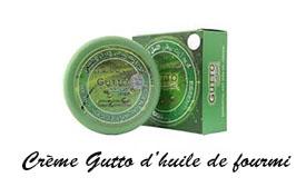 Crème Gutto d'huile de fourmi