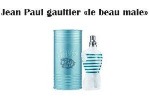"""Jean Paul gaultier """"le beau male"""""""