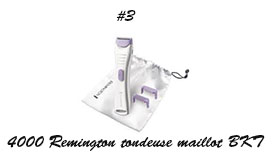 Remington tondeuse maillot BKT 4000