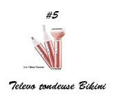 Televo tondeuse maillot 3 en 1