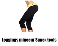 Leggings minceur Sunex tools