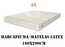 MARCAPIUMA -Matelas Latex