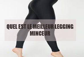 meilleur legging minceur
