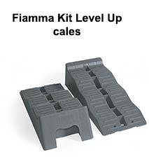 Fiamma Kit Level Up cales