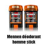 Mennen déodorant homme stick