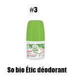 So bio Étic déodorant