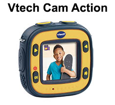 Vtech gopro cam pour enfant