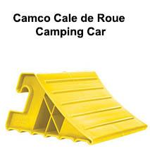 Camco 44492 Cale de Roue Camping Car
