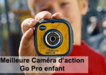 meilleure Go Pro enfant caméra d'action