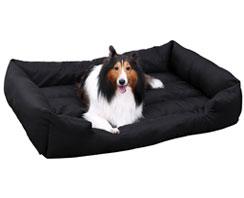 knuffelwuff panier chien songmics panier grande taille pour chien - Canape Pour Chien Grande Taille