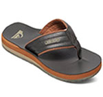 Quiksilver Carver, Tongs Homme