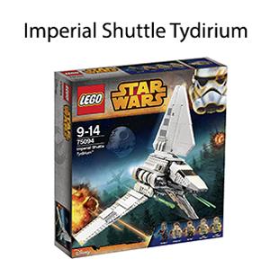 Imperial Shuttle Tydirium lego