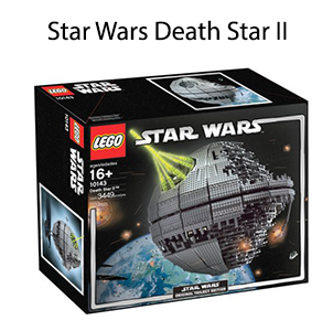 Star Wars Death Star II lego adulte