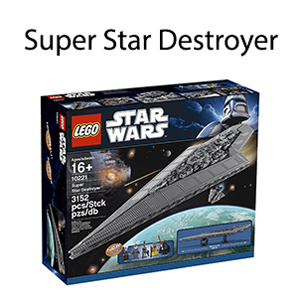 Super Star Destroyer lego star wars