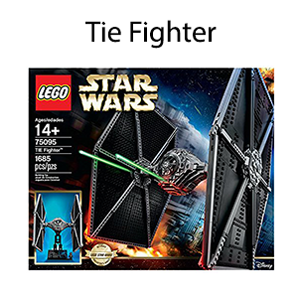 Tie Fighter lego