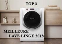 top 3 des meilleur lave linge de 2018