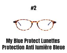 My Blue Protect Lunettes Protection Anti lumière Bleue