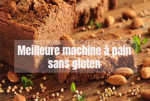 machine à pain sans gluten