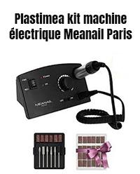 Plastimea kit machine électrique Meanail Paris