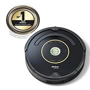 robot laveur aspirateur iRobot Roomba 650