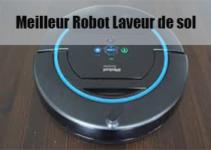 meilleur robot laveur de sol en 2019