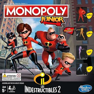 monopoly junior indestructible