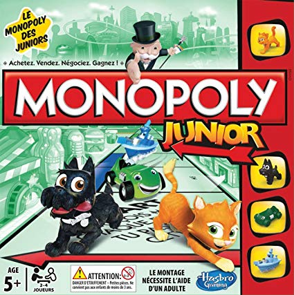 monopoly junior A69841010