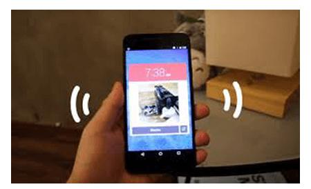 Application iPhone réveil intelligent