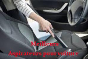 sélection aspirateur de voiture