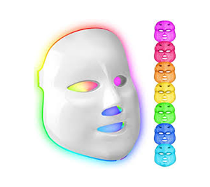 Masque led 7 couleurs