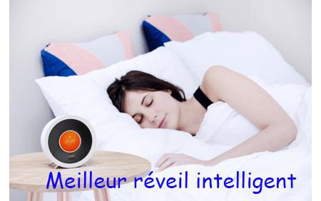 Meilleur réveil intelligent cycle du sommeil