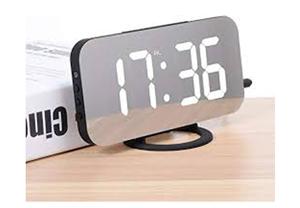 Radio réveil avec luminosité réglable