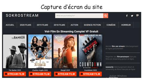 Site pour film gratuit sur internet