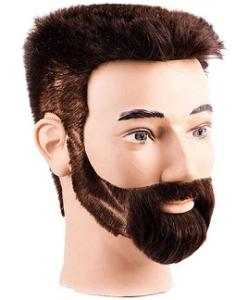 meilleure tête à coiffer pour homme